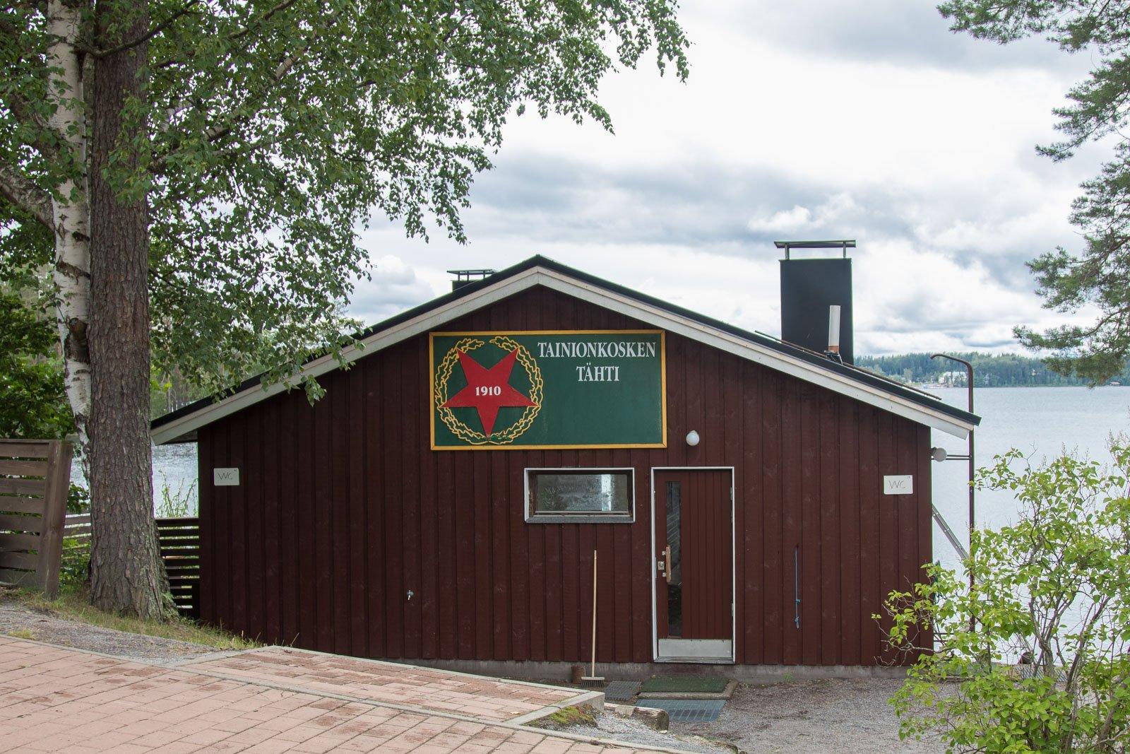 Tähden sauna