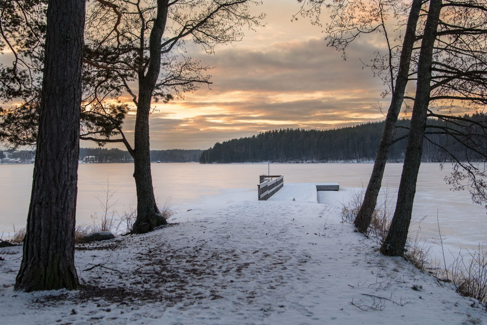Laituri / Dock