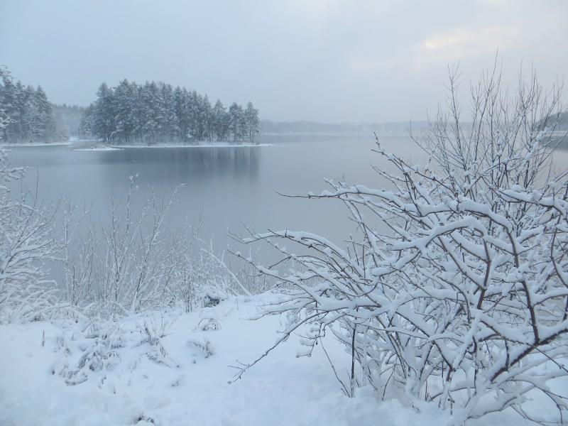 Talvinen maisema