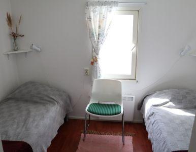 Kahdenhengenhuone / Room for two